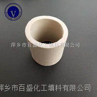 萍鄉百盛陶瓷拉西環 耐酸耐熱拉西環  38MM
