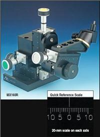 Micromanipulators Manual Base Mount, 4 Axis  MX160