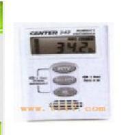 臺灣群特CENTER溫濕度記錄儀 CENTER342