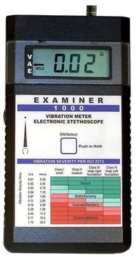 便攜式測振儀  EXAMINER1000
