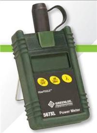 美國Greenlee 硅光功率計塑料光纖測試儀 567XL