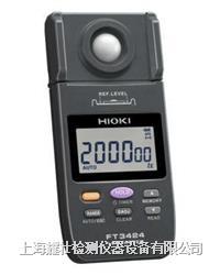 日置HIOKI FT3424数字式照度计