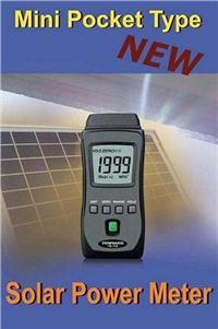 TM-750/TM750迷你掌上太阳能功率计 TM-750/TM750