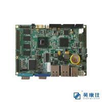 成都重庆3.5寸INTEL N455 6串口2网络板载内存嵌入式工控主板