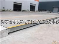張家港100噸地磅 SCS-100T
