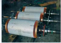 高壓電機轉子修理電機轉子換軸電機轉子換軸承找廣州電機廠 Y315