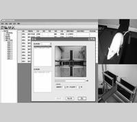 高架十字迷宫实验视频分析系统 DB015