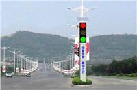 道路与铁路平面交叉道口信号灯 04