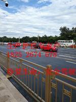 公路兩邊可噴漆或者拋光不鏽鋼護欄