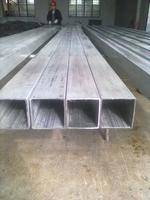 310S不鏽鋼無縫方管和矩形管