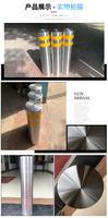 道路警示防撞不鏽鋼立柱