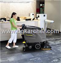 凱馳滾刷式全自動洗地機