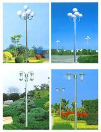 不銹鋼庭院燈