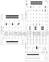 差分射頻校準片 DIFFERENTIAL CALIBRATION SUBSTRATES