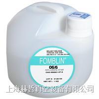 意大利 蘇威 Fomblin 真空油 06/6 全氟聚醚真空泵油 氟素油 氟油