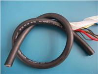卷筒电缆 升降机电缆 正确的安装 可以增加卷筒电缆寿命 RVV-NBR