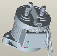 250A高壓直流接觸器/EV繼電器/高壓直流繼電器 DC-250A/900VDC