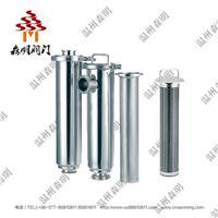 不鏽鋼直通管道過濾器-衛生級 SMZTGLQ