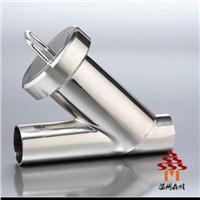 不鏽鋼Y型過濾器-衛生級 SMYGLQ
