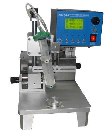 Precise dispensing machine
