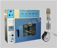 测试各类成品胶粘制品高温型胶带保持力试验机 BLD-1006B