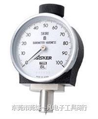 BL長腳型硬度計 橡膠硬度計 ASKER-BL型 硬度計 日本ASKER 高分子 BL