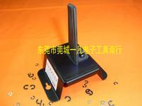 ETW/ETSK-2.5 E型卡簧座介子座 E形叉座yifan ETW-2.5  ETSK-2.5