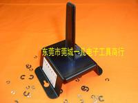 ETW/ETSK-1.5 E形叉座 E型卡簧座介子座擋圈座 yifan ETW-1.5