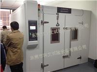 液晶电视专用步入式恒温恒湿试验箱,LED恒温恒湿试验室 KW-RM