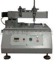 触摸屏点击划线试验机(按键式) GX-5610
