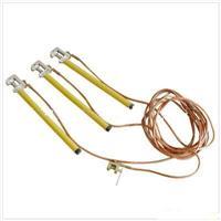 發電機接地線,平口螺旋壓緊式攜帶接地線,400v接地線 JDX