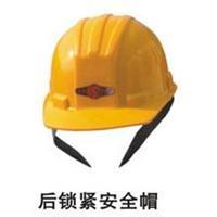 后鎖緊安全帽 ST