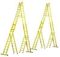多功能雙人字升降梯
