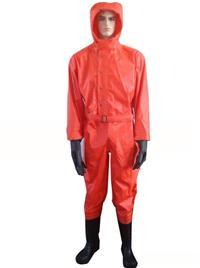 上等消防防化服半封閉式防化服 LWS-0037