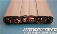 上海起重機行車電纜線,吊車天車扁電纜報價 扁電纜價格
