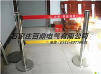 304白鋼伸縮圍欄帶/白鋼伸縮護欄5米 WL-SBX-S5