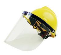 防電弧安全帽面屏