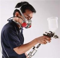 长管呼吸器面罩供气式防毒口罩 3m 7502