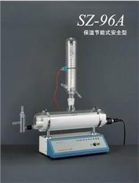 上海亞榮自動雙重純水蒸餾器 SZ-96(保溫節能型) 實驗設備 SZ-96