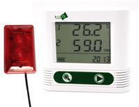 Built-in probe sound-light alarm temperature & humidity data logger WS-TH20AC2