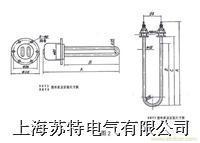 SRY9/9-1型护套式带继电器温控电加热器