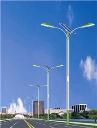 淄博太陽能路燈