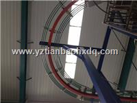 单极弯弧滑触线 HXPnR-H单极弯弧滑触线
