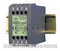 SINEAX U539電壓變送器 U539-41A25