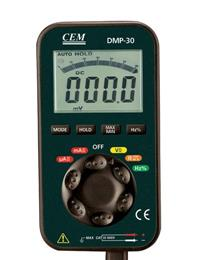 DMP-33系列 迷你型卡片数字万用表 DMP-33