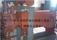 米顿罗液压隔膜计量泵 Miroyal系列