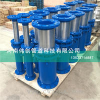 河南伟创专业生产法兰套筒式补偿器 ZTB-B