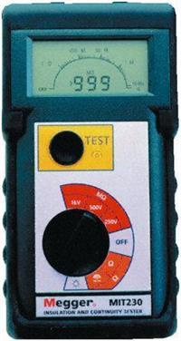 絕緣電阻測試儀 MIT220