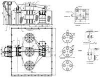 集合式電動調容補償裝置 10(6)kV2700-3600kvar