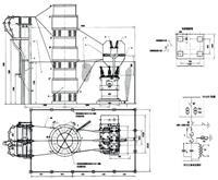 集合式手動換排調容並補成套裝置 10(6)kV1500-2800kvar